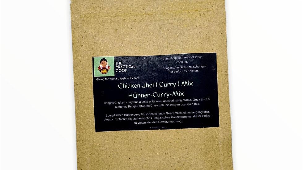 Chicken er Jhol/Chicken Curry Mix