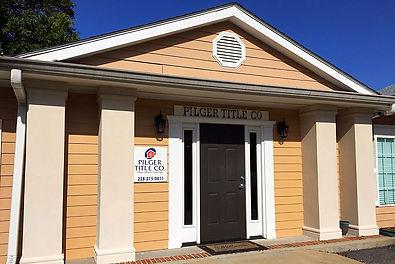 Pilger Title Co Ocean Springs, MS real estate closings