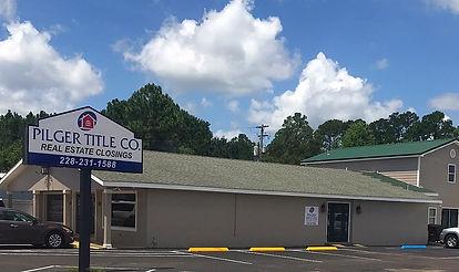Pilger Title Co Bay Saint Louis, MS real estate closings