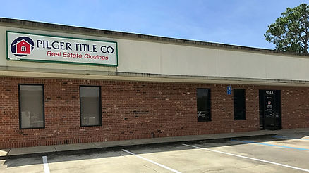 Pilger Title Co Gulfport, MS real estate closings