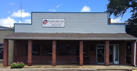 Pilger Title Co Lucedale, MS real estate closings