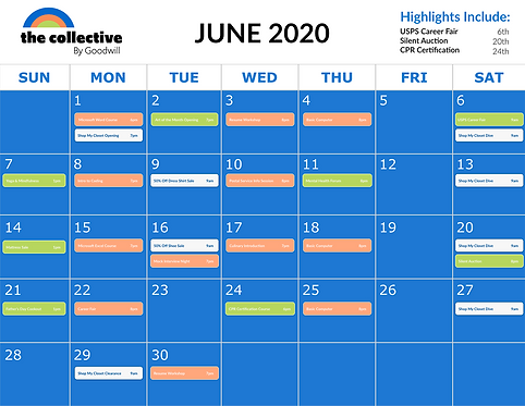 The Collective Calendar