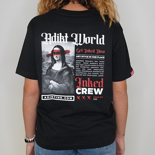 Black Mona T-Shirt