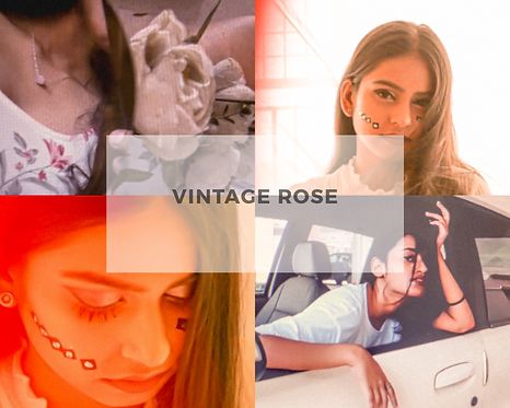 Vintage Rose Preset