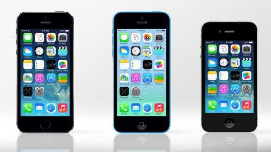 IPHONE 5 / 5C / 5S LCD W/B