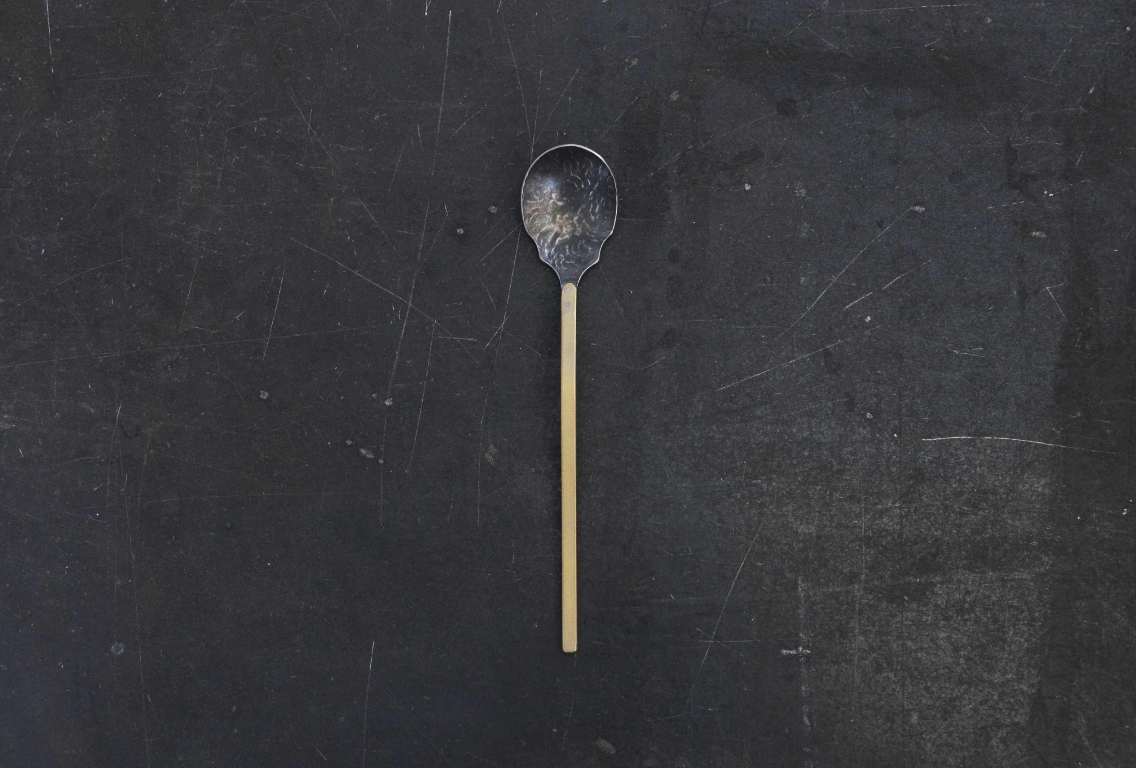 Curry spoon