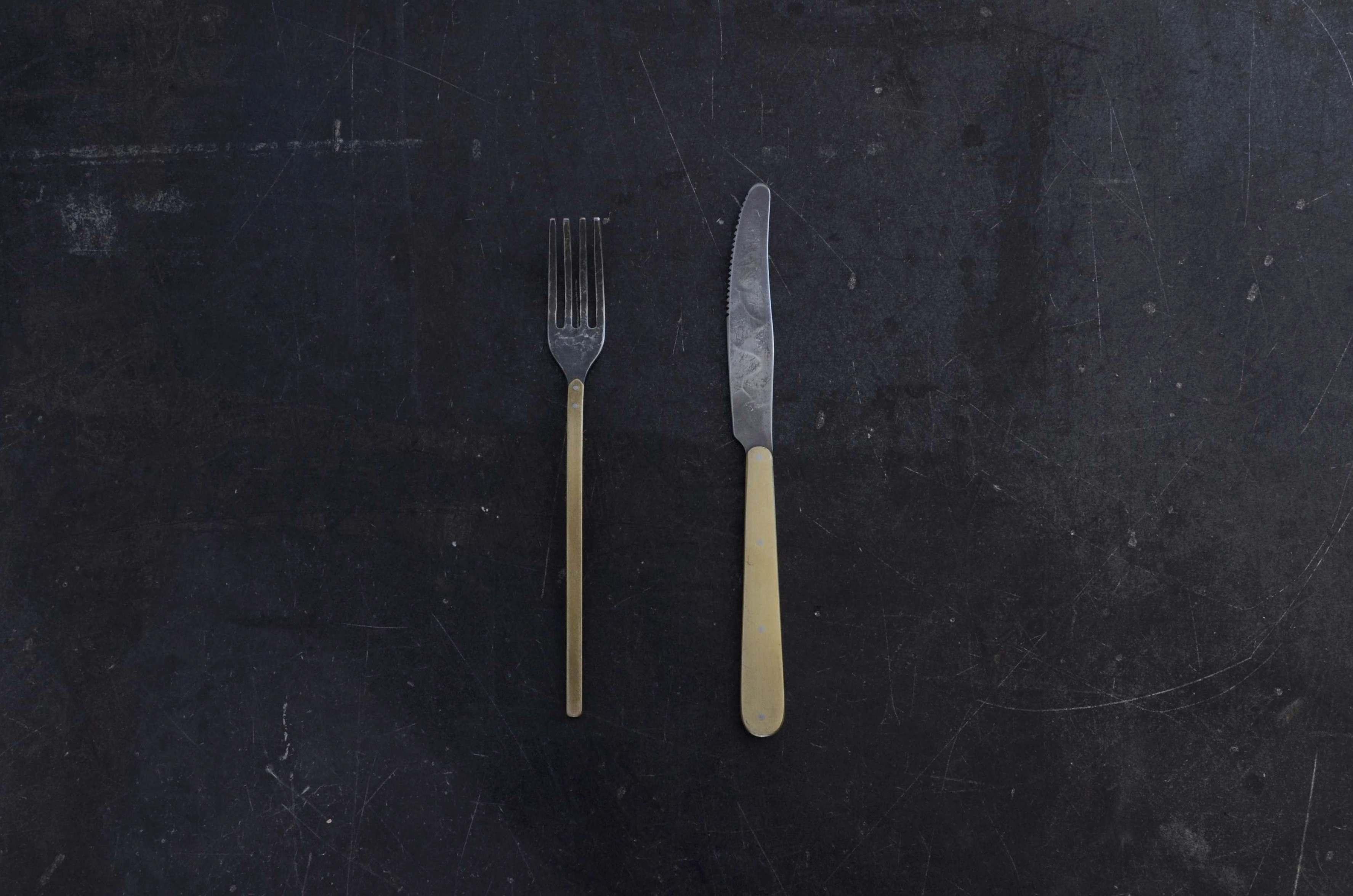 Dessert fork / Dessert knife