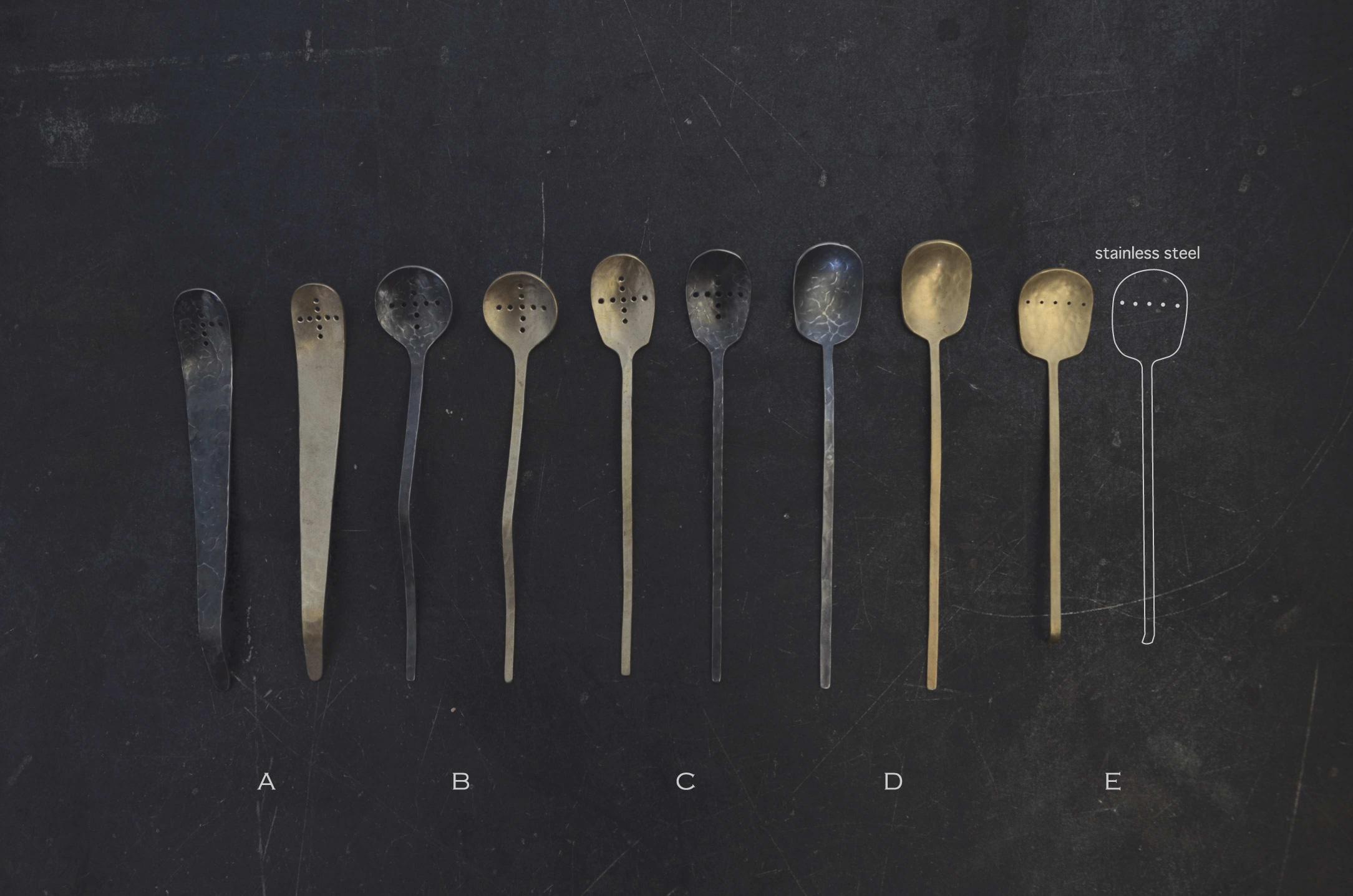 Tea spoon SM(single material)