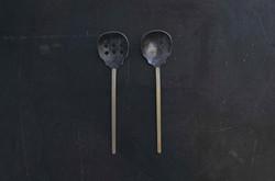 Serve spoon L / L(hole)