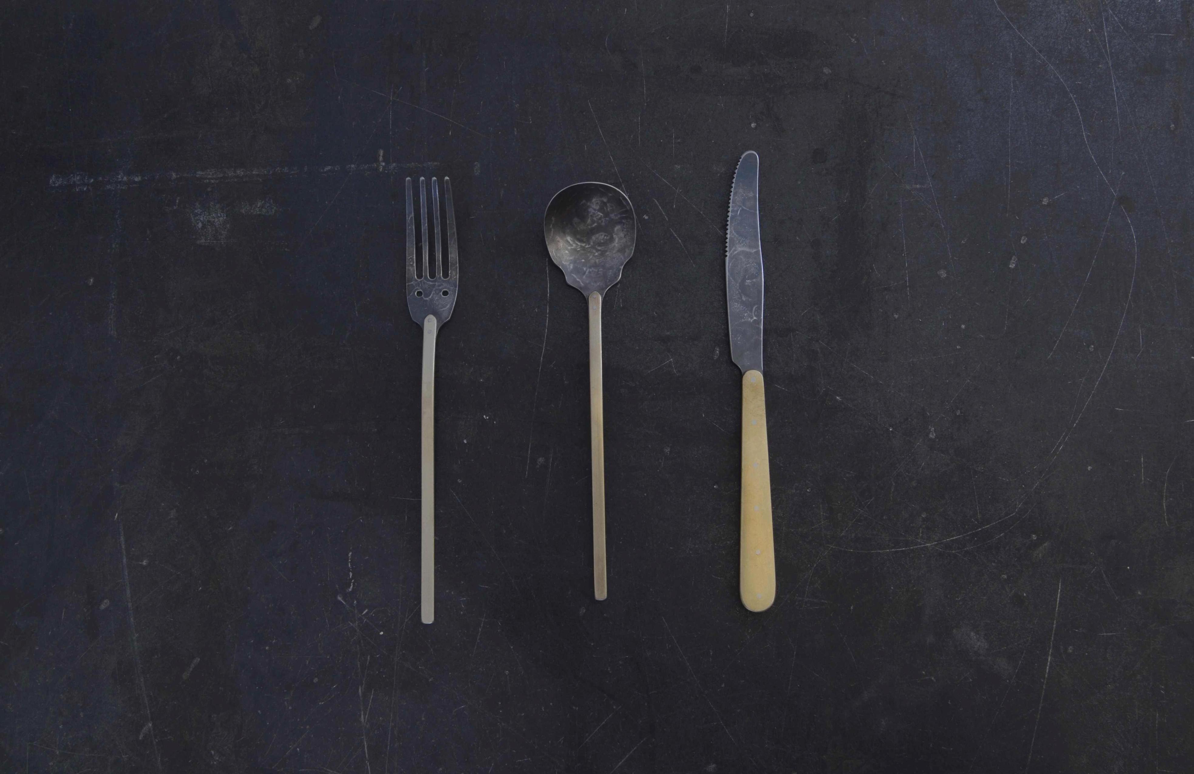 dinner fork / spoon / knife