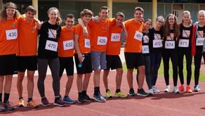 LM Leichtathletik Oberstufe in Schwaz
