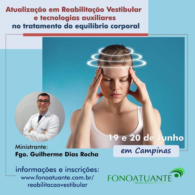 Reabilitação Vestibular