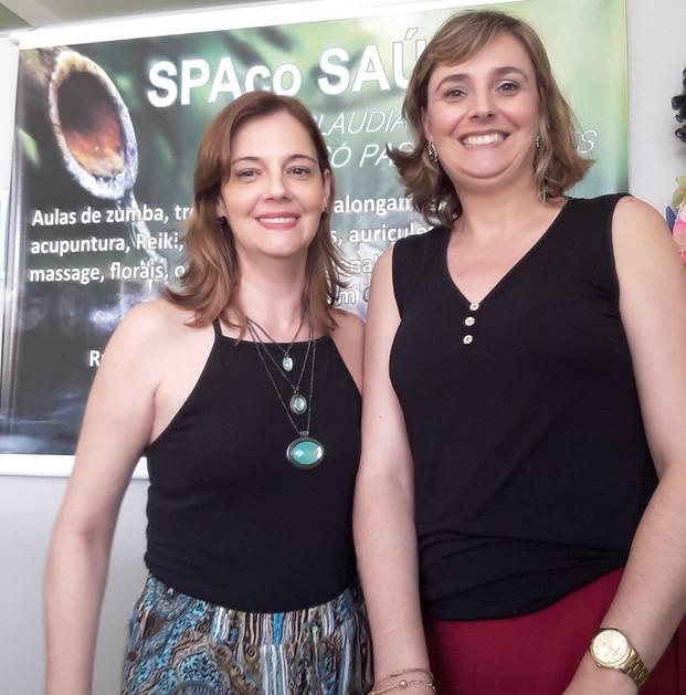 Sandra Mara e Claudia Stuani