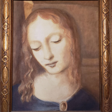 Hayslette's Madonna