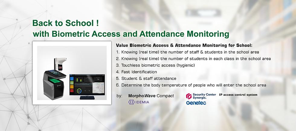 slider banner biometric access & attenda