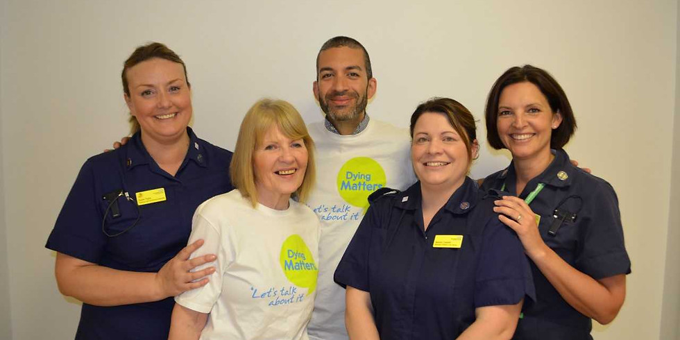 Meet the Palliative Care Team at Dudley Group of Hospitals