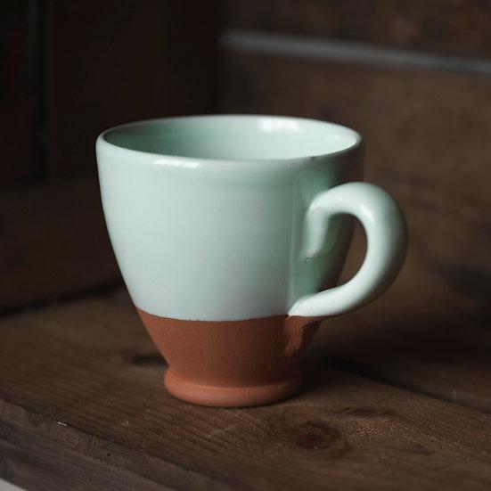 Verano Rustic Pastel Half Dipped Mug