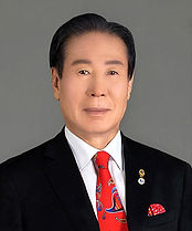 International President - Dr Jung-yul Ch