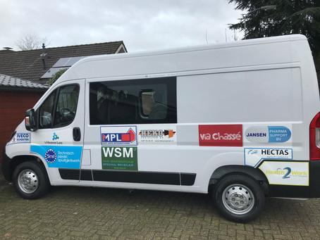 MPL Sponsor 'S-Heerenloo Bus