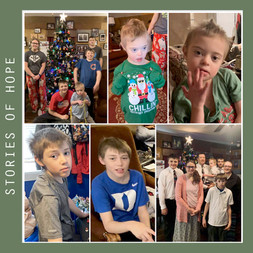 Stories of Hope:  Autism, Downs, and More!
