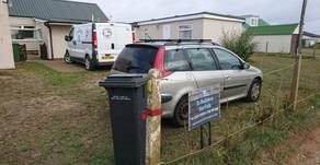 Hunstanton beach house gets new cladding