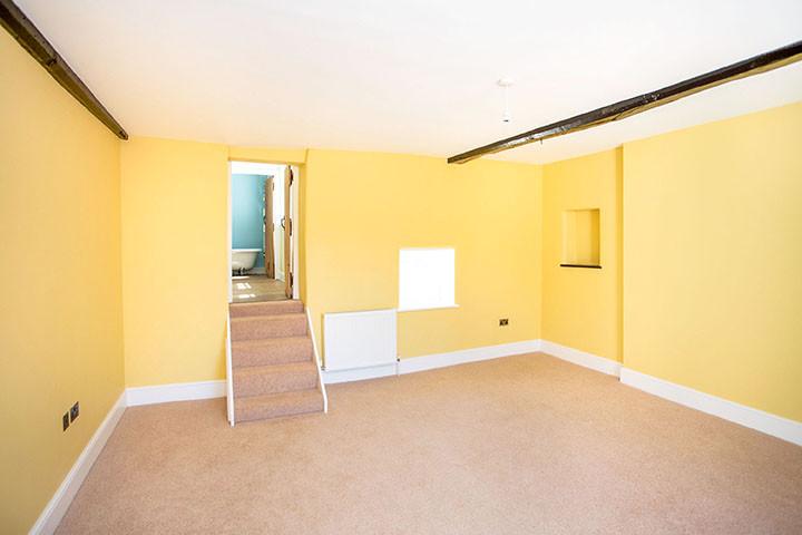 Sunshine master bedroom
