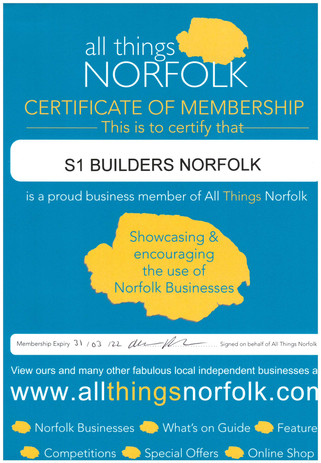 all things norfolk with s1 builders norf