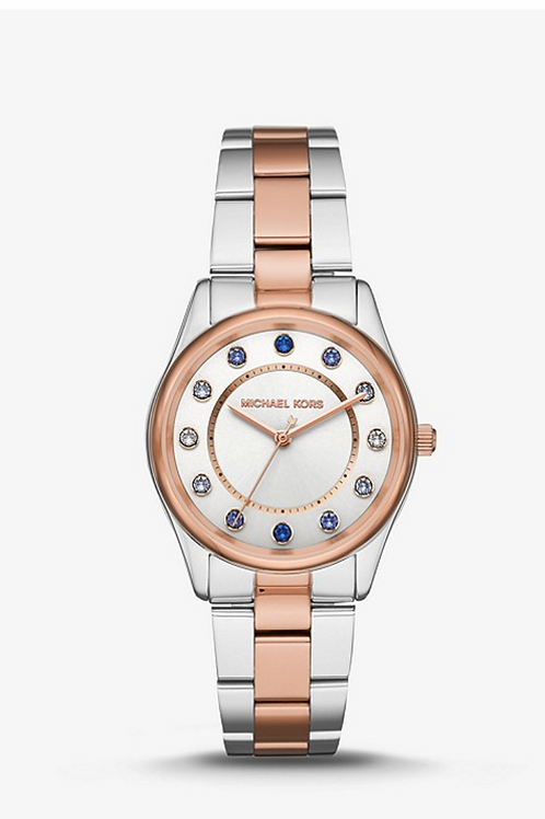 MICHAEL KORS, Colette Two- Tone Watch