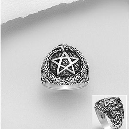 Ouroboros, The Eternal Snake, Star Ring