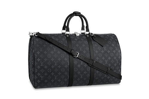Louis Vuitton KeepAll 45 Momogram Eclipse