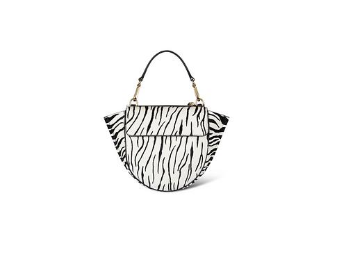 Wandler Hortensia Zebra Tote Bag