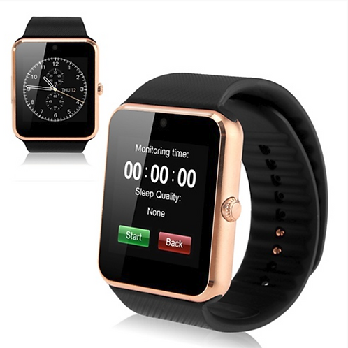 Smartwatch, Apple and Android Compatible