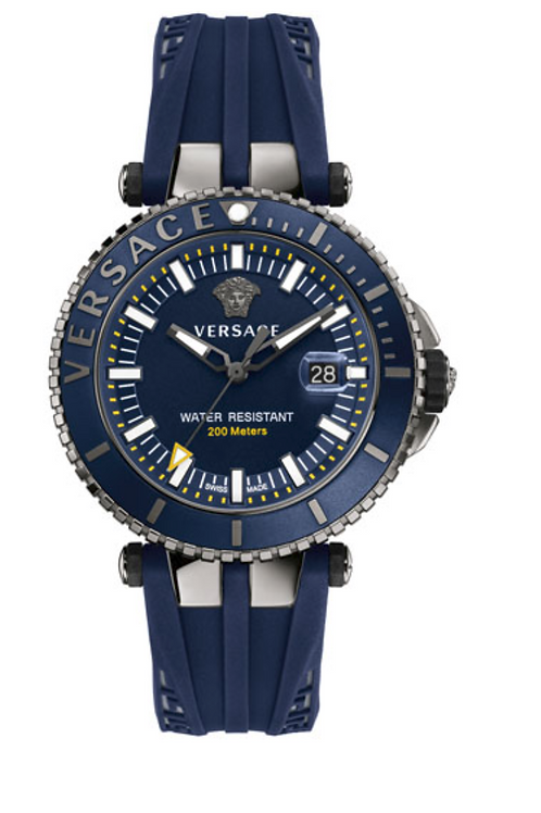Mens Watch, Versace Blue 46mm