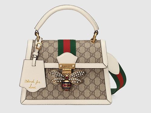 Gucci  Queen Margaret GG Top Handle Bag