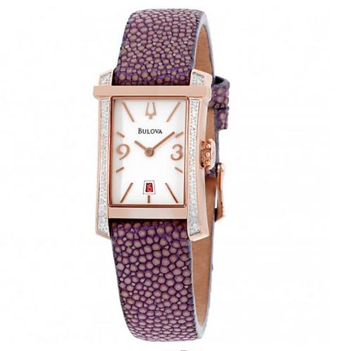 Watch, From the Bulova Diamond Gallery