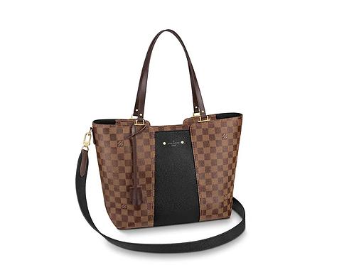 Louis Vuitton Jersey Damier in Color Noir