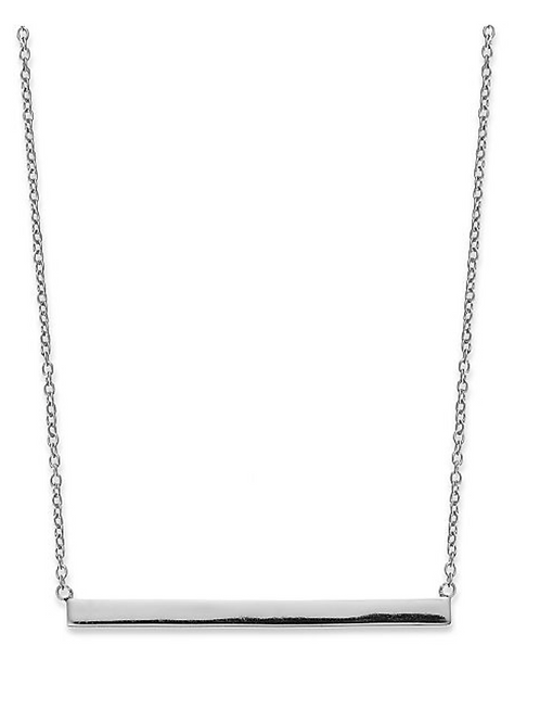 Necklace, Sterling Silver