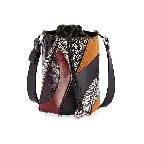 Proenza Schouler Hex Drawstring Bucket Bag
