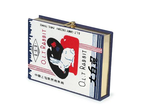 Olympia Le-Tan Rabbit Box Crossbody Bag