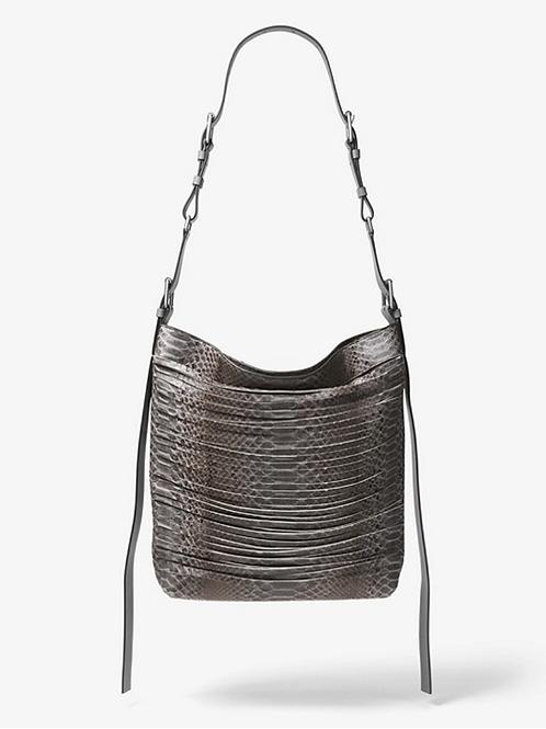 Michael Kors Naomi Extra-Large Leather Shoulder Bag