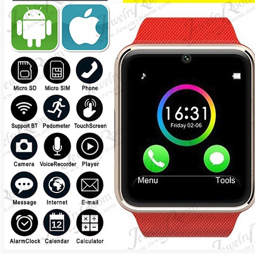 Smartwatch, Apple, Android Compatibility