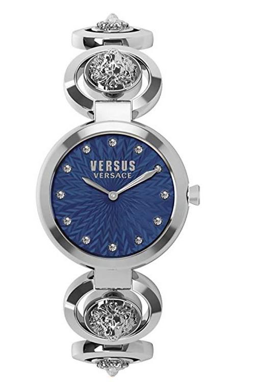 Versace Watch, Blue
