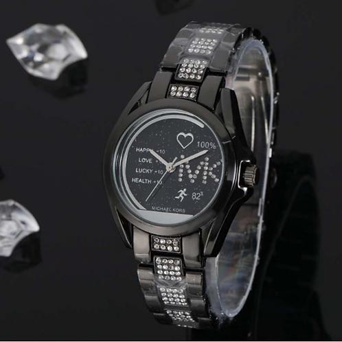 Michael Kors Runway Black Smartwatch