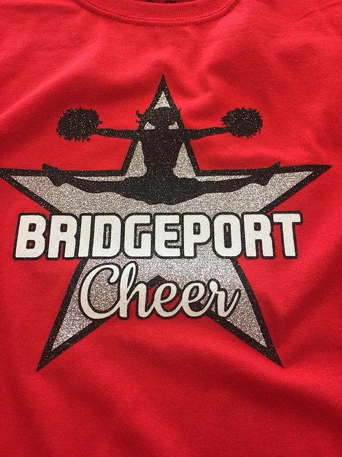 BHS Glitter Cheer Shirt