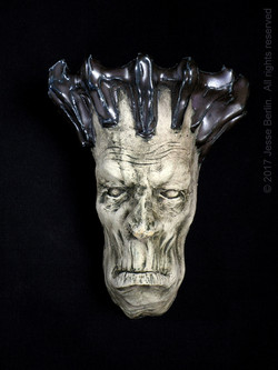 Dark King Wall Sconce