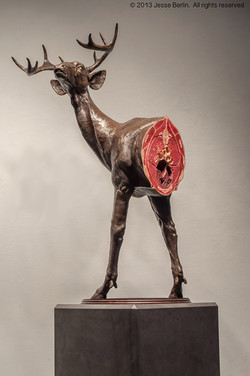 Untitled Deer Study