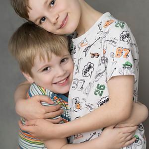 Harry and Leo