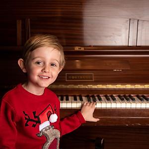 Piano - 14-15 Hugo