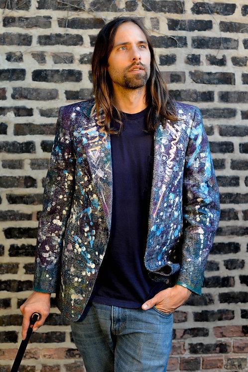 Night Jacket. Size: 44