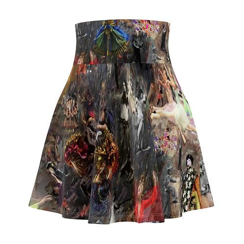 Dancing Skirt Skirt